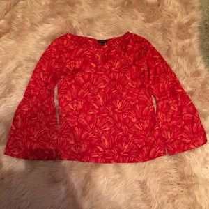 Banana Republic long sleeve dressy blouse  Size:M